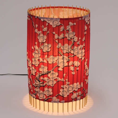 KOTORI-decoration series stand type Japanese lamp