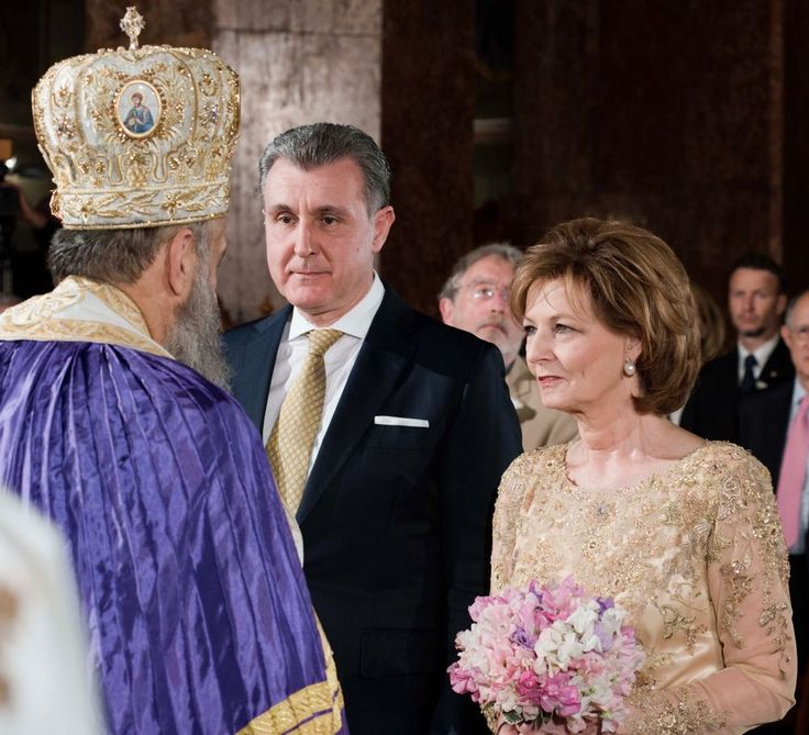 """Familia Regală : """"Fotografii de la slujba de binecuvântare din Catedrala Încoronării de la Alba Iulia"""