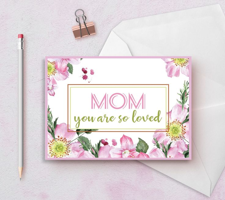 25 best ideas about Mother birthday card – Happy Birthday Mom Cards