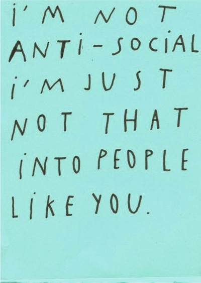 this! only i still don't think it's any excuse to be rude to said people