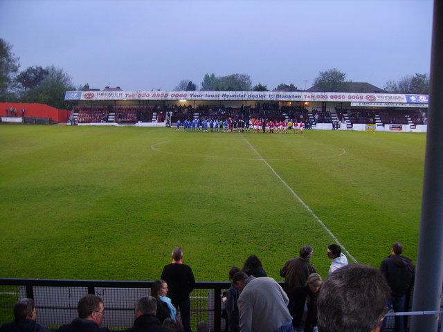 Park View Road - Welling United