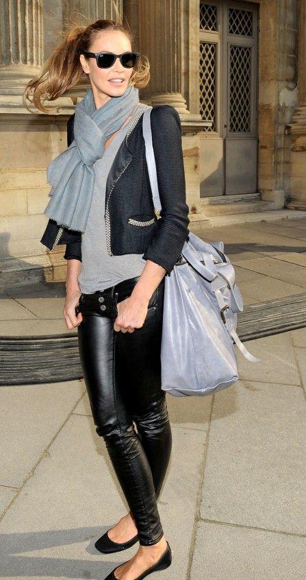 Elle Macpherson Street Style Style Crushes Pinterest Elle Macpherson Street And Street Styles