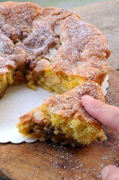 Torta di mele al cucchiaio sofficissima vickyart arte in cucina