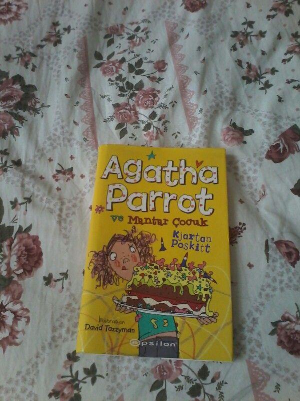 Agatha parrot 2