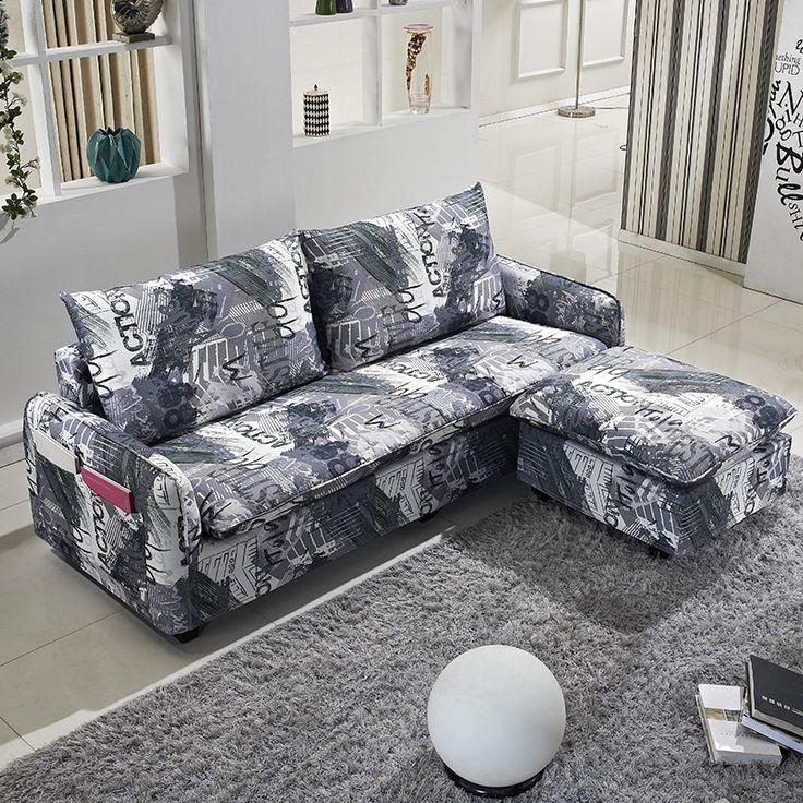 Темно-серый диван с рисунком и пуфиком https://lafred.ru/catalog/catalog/detail/45042923461/