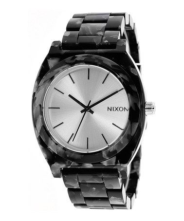 Take a look at this White Time Teller Watch - Women by Nixon on #zulily today!