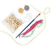Wooden Bracelet Kit