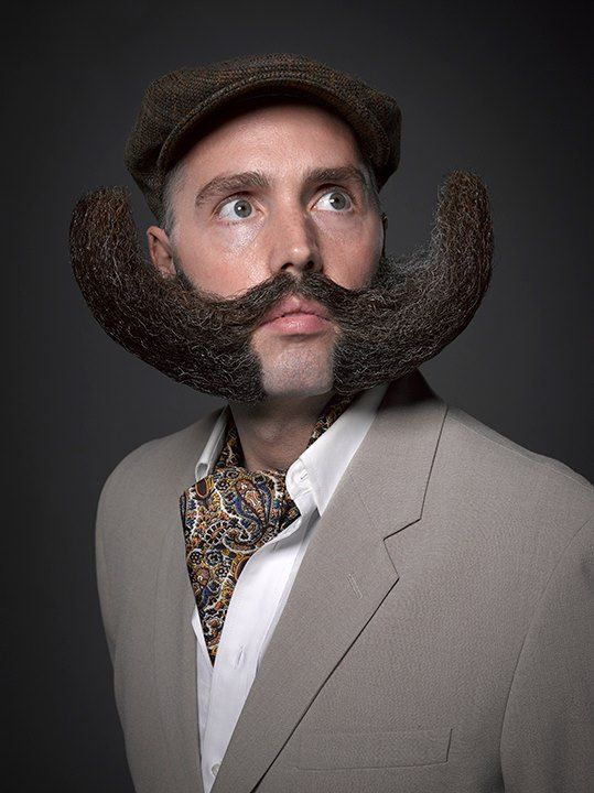 Top Entries at the 2013 Beard and Mustache Championships - My Modern Metropolis