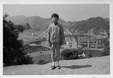 1970年頃 呉市 音戸大橋