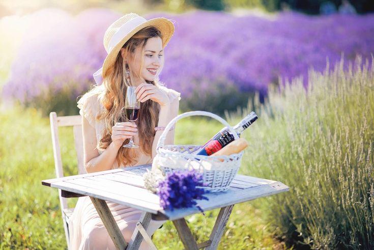 #lavender #lovely #dress #cute #amazing #provance