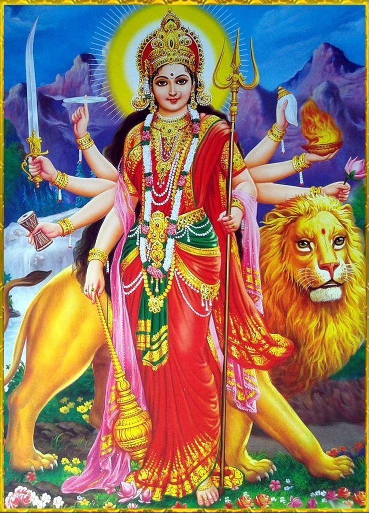 Maa Durga Devi Latest Hd Photos 1080p Devi Durga Lord Durga