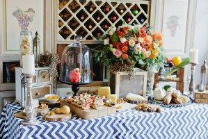 Оранжевое вдохновение: свадьба Екатерины и Александра #julyevent #flowerslovers
