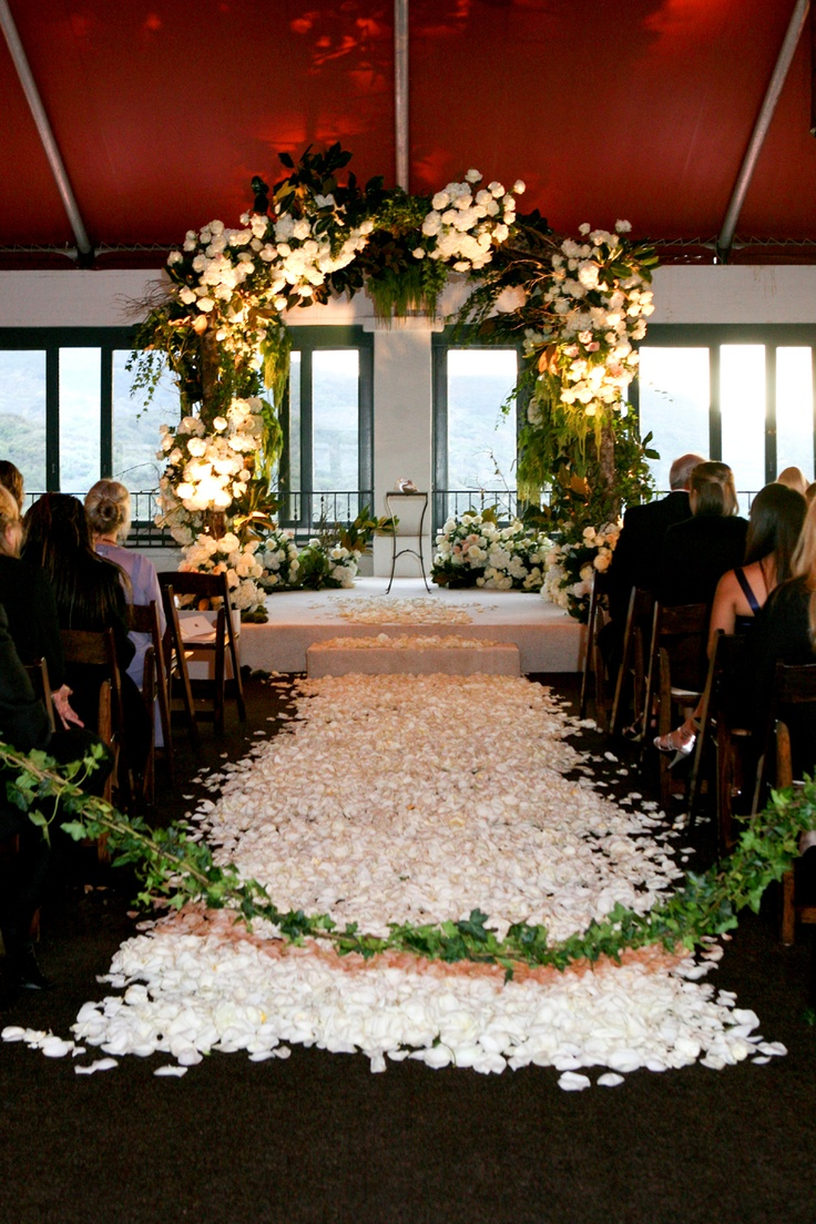 Wedding Ceremony Arch and if you
