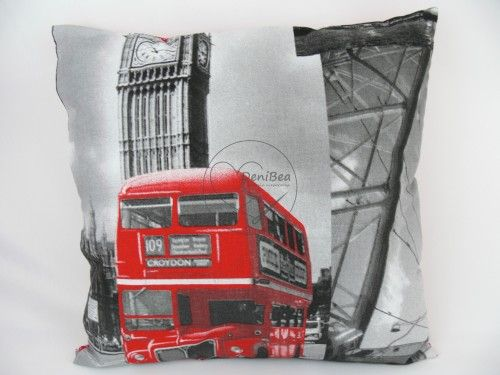 Poduszka Londyn