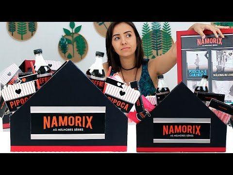 Noite temática com filmes e séries no Dia dos Namorados - Kit Namorix - YouTube