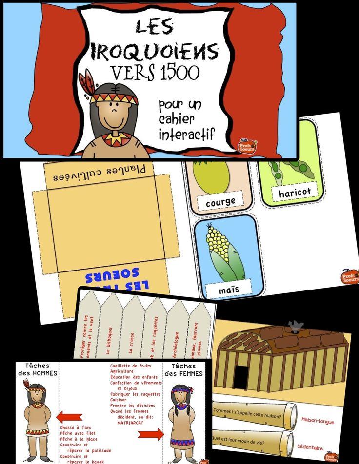 Un cahier interactif en histoire