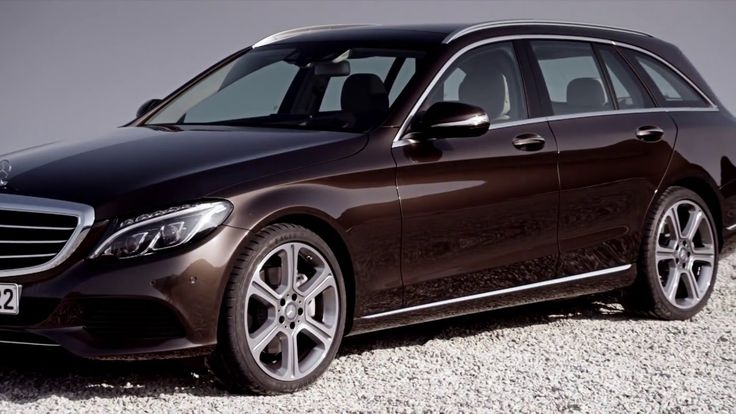 2015 Mercedes Benz C300 BlueTEC Hybrid design presentation
