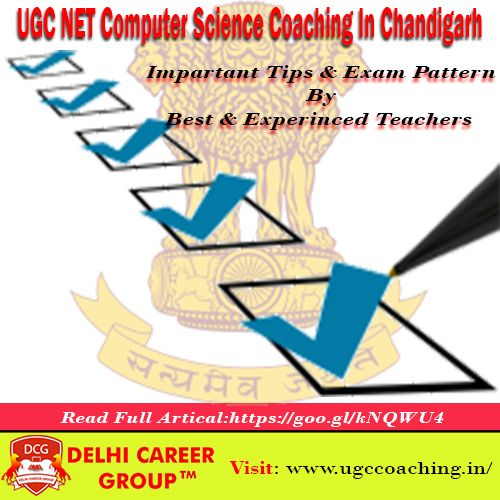 Prepare for UGC NET in computer science from Delhi Career Group.Crack the exam under the guidance of expert. We have the highest success rate in the region.