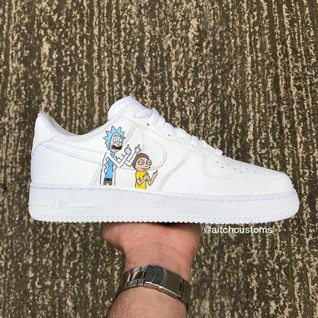 Custom Sneaker By aitchcustoms i 2019