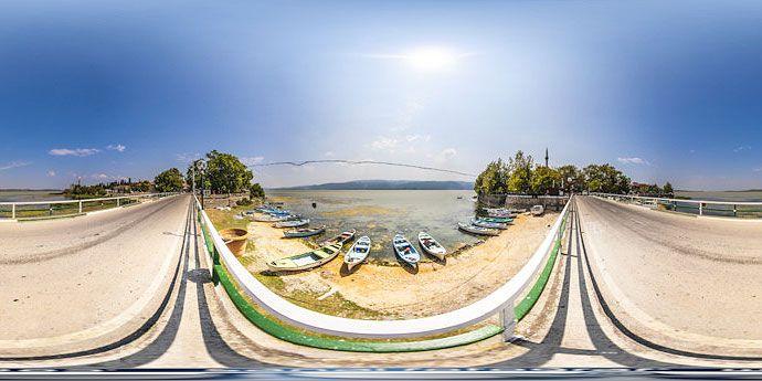 Gölyazı, Ulubat Gölü 360 Degree VR Photography