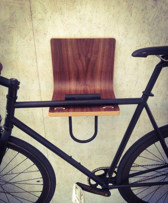 Best Wall Mount Bike Rack Ideas On Pinterest Garage Bike
