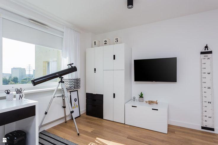 Pokój dziecka styl Skandynawski - zdjęcie od ZAWICKA-ID Projektowanie wnętrz - Pokój dziecka - Styl Skandynawski - ZAWICKA-ID Projektowanie wnętrz