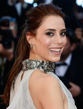 Turkish Actress: Cansu Dere  #Cannes2013