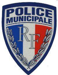 image : insigne de la Police municipale