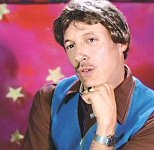 Uncle Rico has got the pose down.