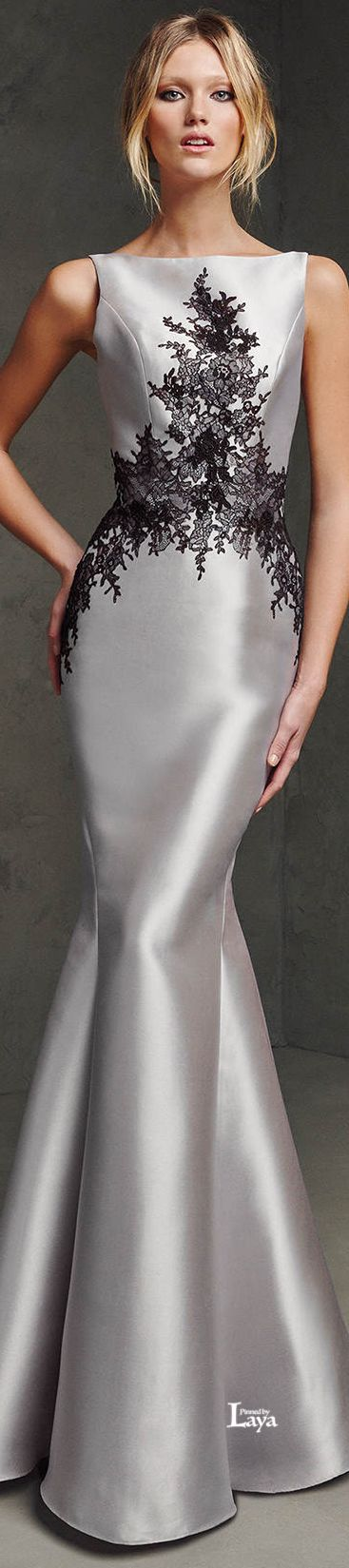 Pronovias 2016 EVENING Dresses   Jennifer Taylor Brianza Collection