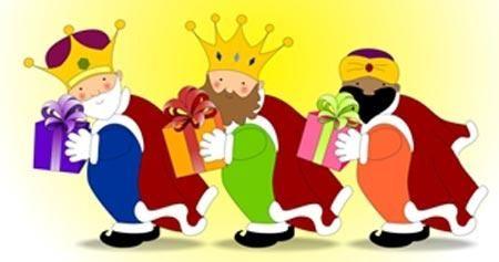 Poema Infantil: Los Reyes Magos