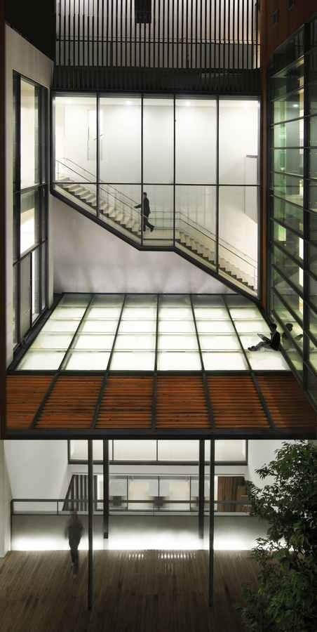 Ping Shan TSW Building Hong Kong Writing JobsArchitecture InteriorsArchitecture DesignLighting