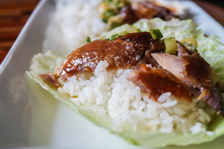 Bo Ssam (Korean Roasted Pork Lettuce Wraps)