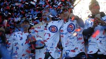 Cubs roster breakdown: Players expected to return, depart for 2017 season