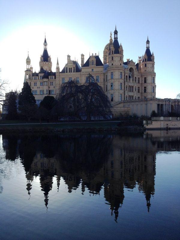 Schwerin Castle/Sloss/Slot