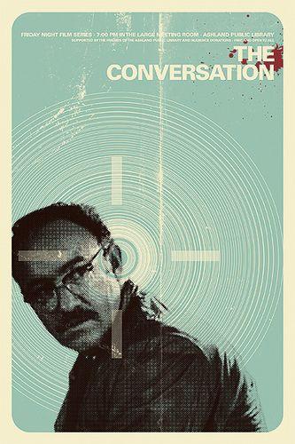 The Conversation - Follow the podcast https://www.facebook.com/ScreenWolf and https://twitter.com/screen_wolf