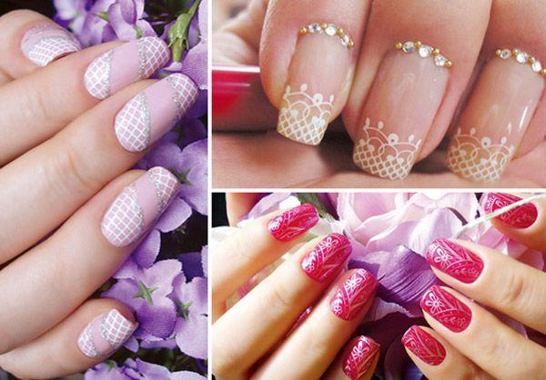 #wedding #manicure