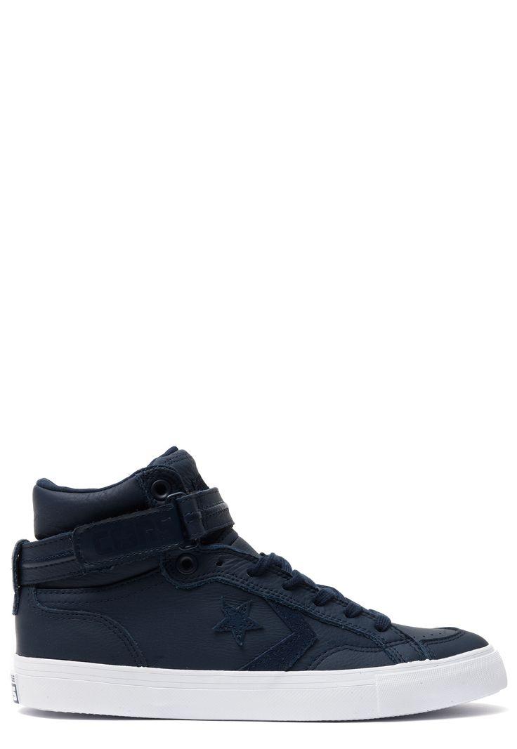 essentiele Converse Herensneakers (Blauw)