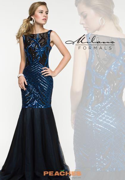 Milano Formal Mermaid Dresses