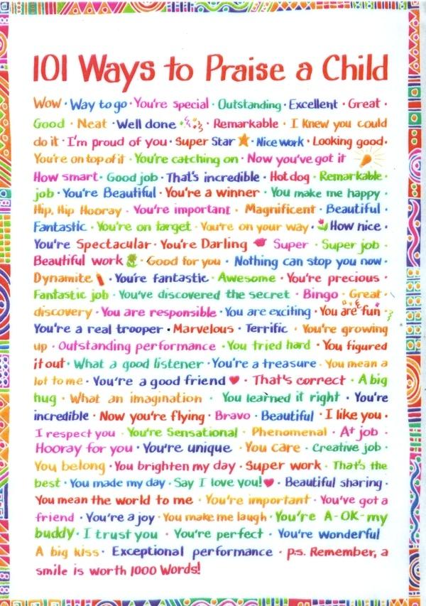 Classroom Reinforcement Ideas ~ Best ideas about positive comments on pinterest
