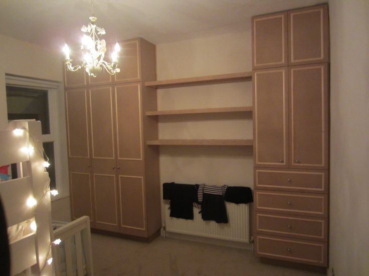 In Addition To Building Wardrobes Within The Recesses Of