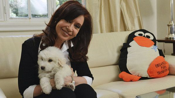Cazuza: Cristina fala em tirar a capital da Argentina de B...