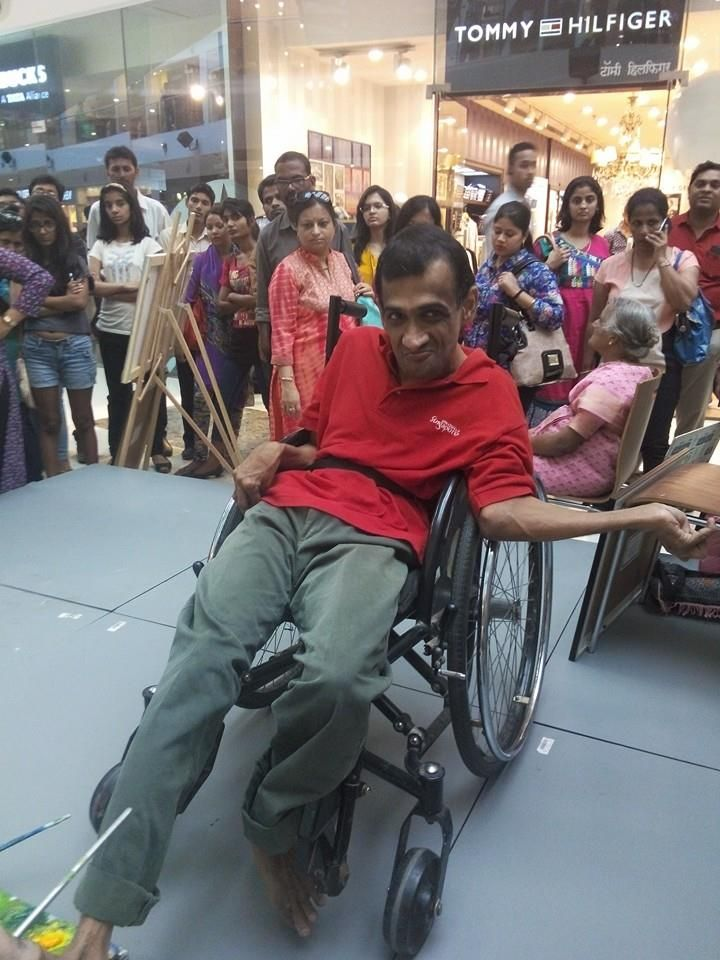 Do you know someone like #Narayan, Support us in sharing his/her story For More Info Visit:http://www.thesalute.in