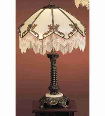 90 Best Beaded Lampshades Images On Pinterest Antique