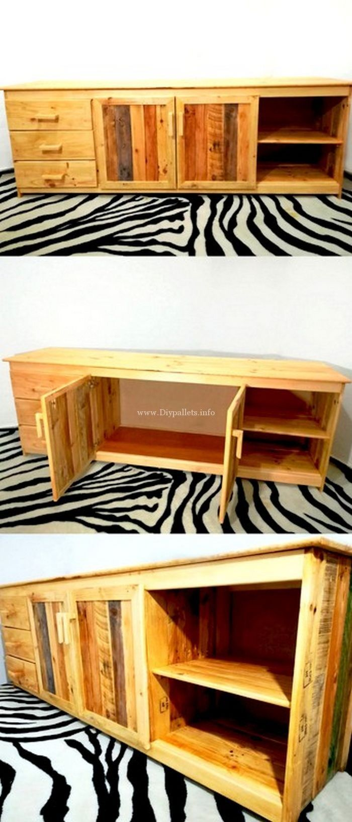 innovative diy wooden pallet projects within less money pallet rh pinterest com