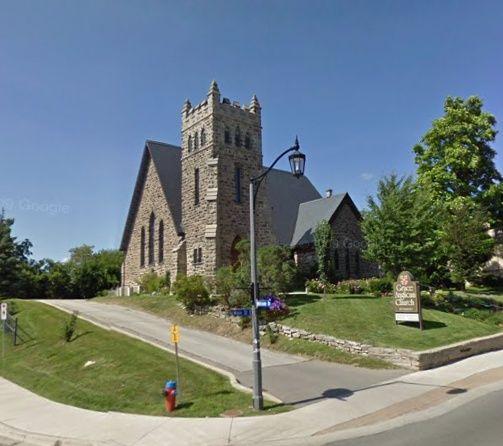 Grace church ...