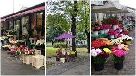 """Un'italiana a Riga """"Fiori, fiori ovunque"""""""