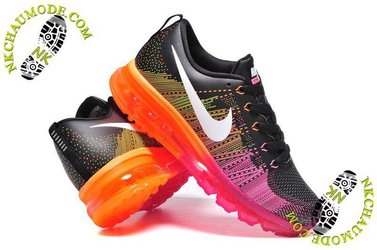 New Nike Flyknit Air Max Women\u0027s Black/Pink Air Max Flyknit Women - Nike  official website Up to discount