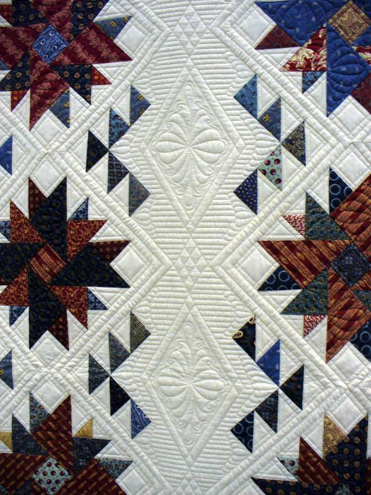 423 best Quilting Patterns to Quilt the Quilt images on Pinterest ... : machine quilting blogs - Adamdwight.com