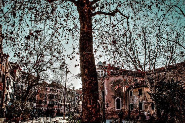 Campo San giacomo dall'Orio - Venice